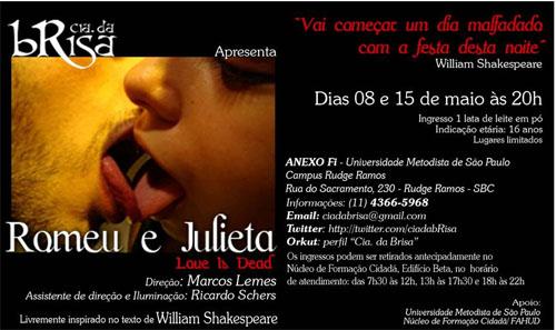 romeu&julieta