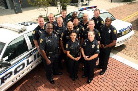 Policiais Novatos Tampa