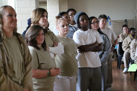 CELL BLOCK SISTERHOOD